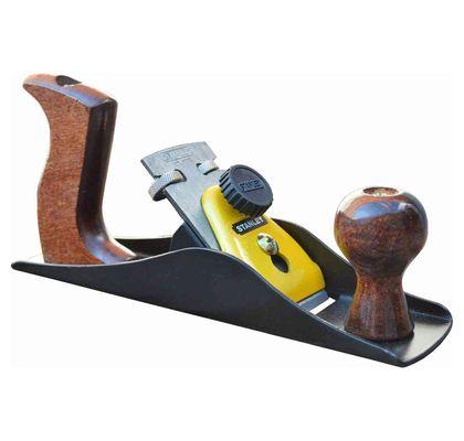 Plaina-Hobby-N°-3-9-14--235mm--Stanley-12-211-ANT-Ferramentas