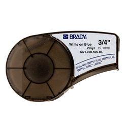 Brady-BMP21-Cartucho-Fita-Vinil-Azul-M21-750-595-BL-1905X64MM--ANT-Ferramentas