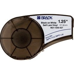 Etiqueta-Vinil-Autolaminada-Branca-Brady-3175-mm-x-427-m-M21-1250-427-ANT-Ferramentas