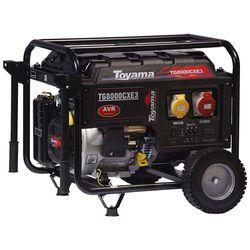 Gerador-de-Energia-a-Gasolina-com-Rodas-Toyama-TG8000CXE-XP-ant-ferramentas