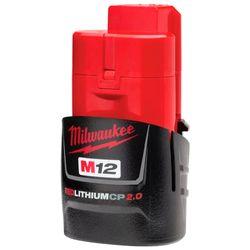 Bateria-Ions-de-Litio-M12-20Ah-12V-Milwaukee-48-11-2659-ANT-Ferramentas