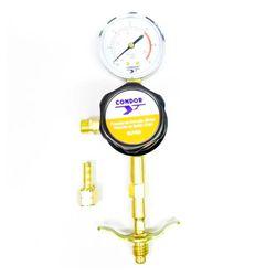 Regulador-de-Pressao-para-GLP-13Kg-Manometro-MD-4-Condor-407783-ANT-Ferramentas