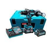 Parafusadeira-Furadeira-de-Impacto-a-Bateria-40V-2.5-Ah-Makita-HP001GD201-ANT-Ferramentas