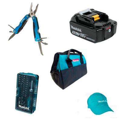 Kit-Energia-LXT-com-Bateria---Bone---Jogo-de-Chaves-47-Pecas-Makita-ANT-Ferramentas