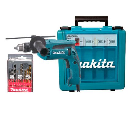 Furadeira-de-Impacto-760W-Makita-HP1640KX1-ANT-Ferramentas