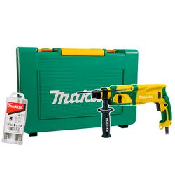 Martelete-Combinado-800W-Makita-HR2470BR-ANT-Ferramentas