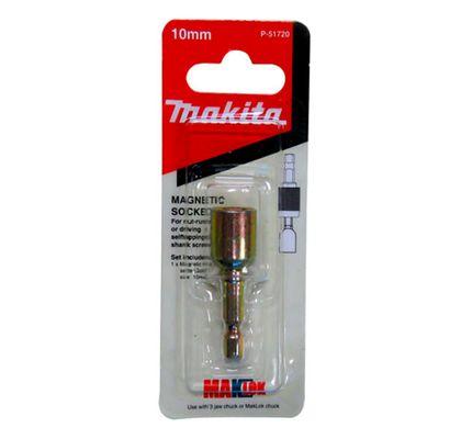 Soquete-Magnetico-Sextavado-1-4--10mm-Makita-P-51720-ANT-Ferramentas