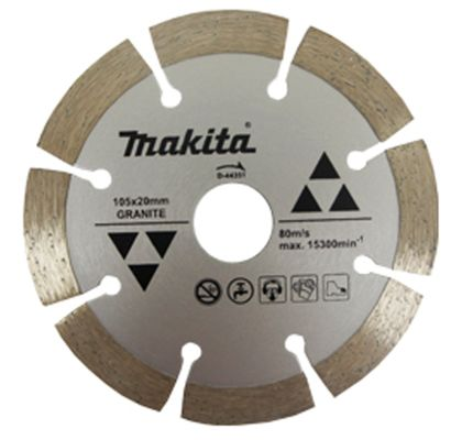 Disco-Diamantado-para-Granito-105X10X20mm-Makita-D-44351-ANT-Ferramentas