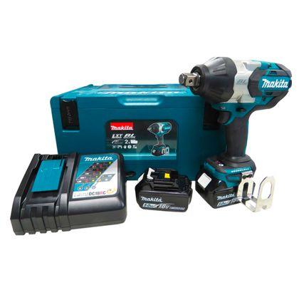 Chave-de-Impacto-a-Bateria-18V-1050nm-Makita-DTW1001RTJ-ANT-Ferramentas