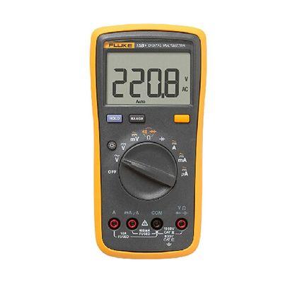 Multimetro-Digital-Fluke-15B--CAT-II-600V-CAT-I-1000V-ANT-Ferramentas
