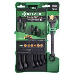Jogo-de-Chaves-Combinada-8-a-17mm-Belzer-Black-Edition-X6---7-Pecas---CX6RWM7B-ANT-Ferramentas