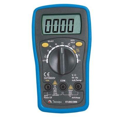 Multimetro-Digital-600V-Minipa-ET-2053-ANT-Ferramentas