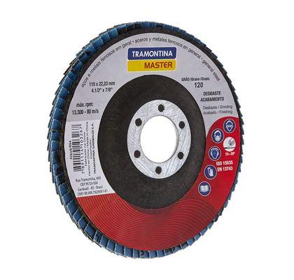 Disco-Flap-Conico-Grao-120-4.-1-2-Tramontina-42616004---ANT-Ferramentas