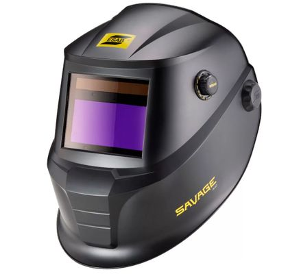 Mascara-de-Solda-Automatica-9-a-13-Preta-Savage-A40-Esab-0742088-ANT-Ferramentas