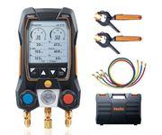 Kit-Manifold-Digital-2-Vias-Bluetooth-Termometro-de-Pinca-Testo-550s-ant-ferramentas